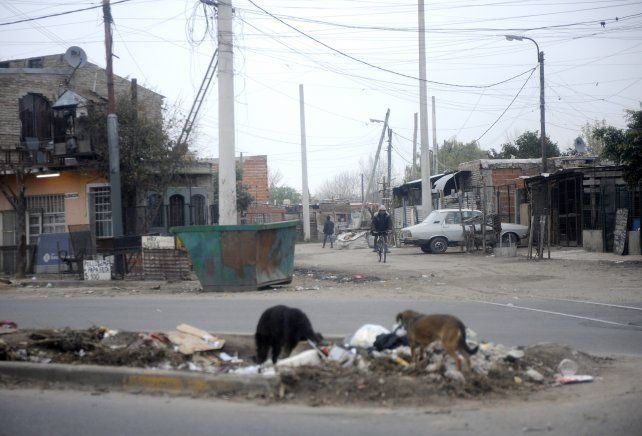 preocupación. El femicidio de una niña de 12 años puso en alerta a las organizaciones que trabajan en los barrios.