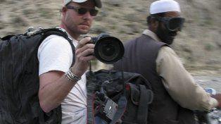 Talibanes mataron a un periodista estadounidense en Afganistán