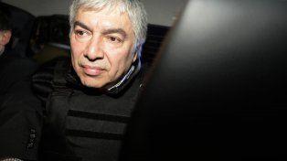 operativo. Báez será trasladado hoy desde el penal de Ezeiza a tribunales.