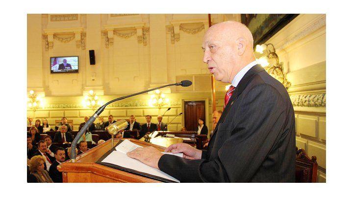 El proyecto de reforma constitucional pasará por cinco comisiones antes de llegar al recinto