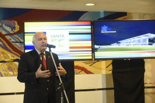 El gobernador Miguel Lifschitz anunció obras por 450 millones de pesos que culminaránen 2030.