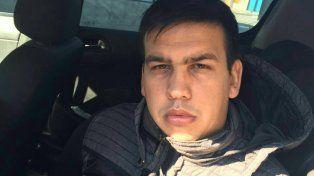 Monchi Cantero fue detenido hoy por la policía federal en la ciudad de Buenos Aires.