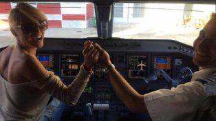 Un juez pidió juicio oral para Vicky Xipolitakis y los pilotos de Austral por el vuelo del escándalo