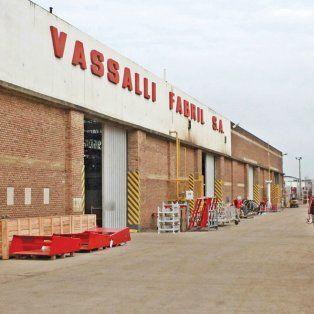 Emblemático establecimiento. La empresa Vassalli tiene 537 empleados, ocupa 99 mil metros cuadrados y desde hace 67 años es un símbolo de Firmat.