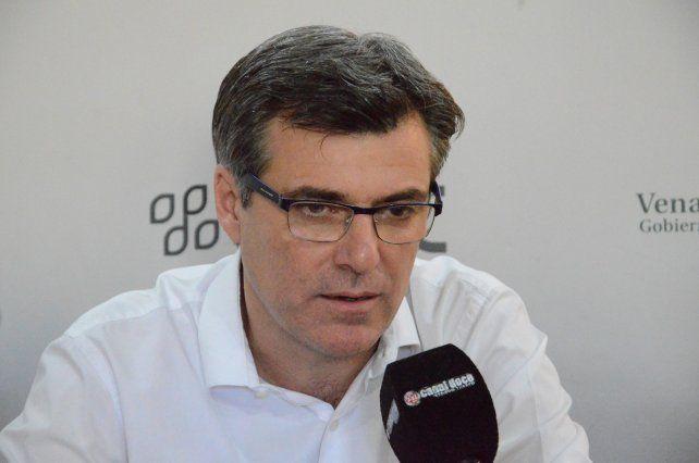 El intendente José Freyre habló de un amesetamiento de la actividad