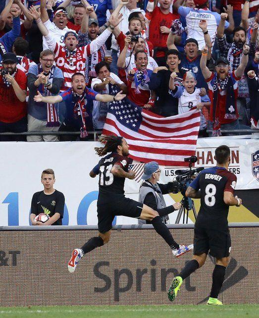 Estados Unidos revivió en la Copa América con una goleada: aplastó 4 a 0 a Costa Rica
