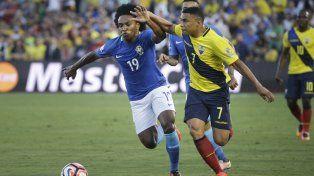 Figura. Willian tendrá la misión de conducir a Brasil.
