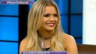 Alejandra Maglietti confesó que es aficionada a sitios porno que son muy didácticos