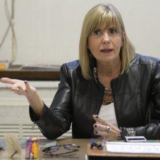 La jueza Alejandra Rodenas, a cargo de la investigación sobre Los Monos.