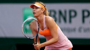 Sharapova dijo que apelará la sanción ante el Tribunal Arbitral del Deporte.