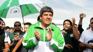El dirigente gremial de Camioneros Pablo Moyano le puso los puntos a la CGT unificada.