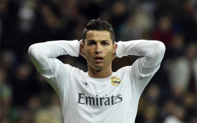 Cristiano Ronaldo recibió un particular mensaje amenazante