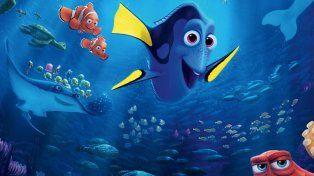 Buscando a Dory. La esperada secuela de Buscando a Nemo promete ser un éxito de taquilla.