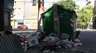 Un paro nacional de Camioneros afectará el servicio de higiene urbana de la ciudad en las próximas 48 horas