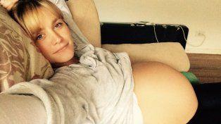 Nació Lupe, la hija de Rochi Igarzábal, la actriz que dejó la televisión para viajar con su amor