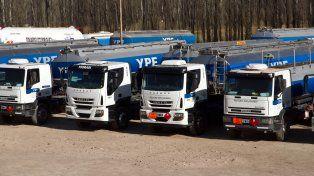 El paro de los camioneros es por 48 horas. Pero la medida podría extenderse.