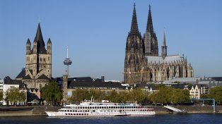 Tesoro. La catedral de Colonia