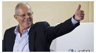 Finalmente, Kuczynski ganó y esel presidente electo en el Perú