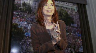 red social. Cristina Kirchner volvió a recurrir ayer a Facebook para cuestionar a la administración macrista.