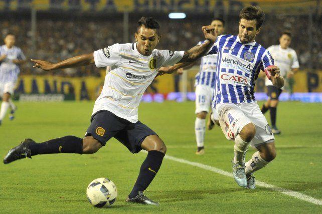 Futuro. Montoya es uno de los jugadores del club con mayor proyección.