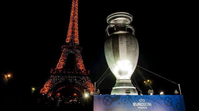 Eurocopa 2016: Francia y Rumania  juegan el partido inaugural
