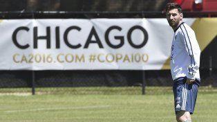 Es de Messi. El cartel de Chicago y la Copa América