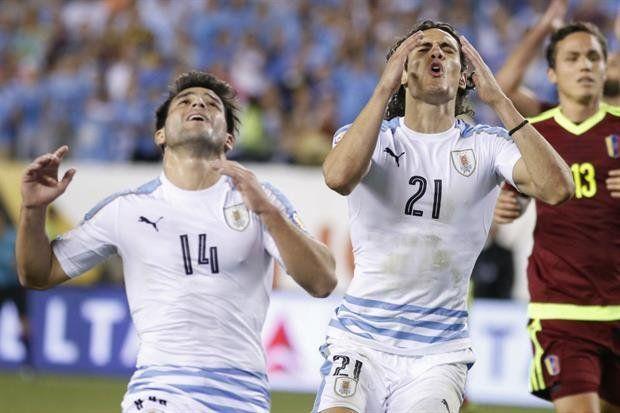 México clasificó y eliminó a Uruguay