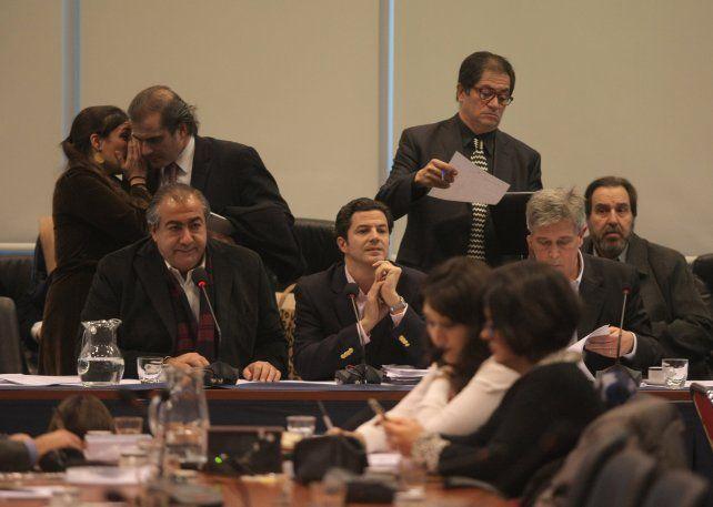 Ayer se discutió el tema en la comisión de previsión y de presupuesto de Diputados