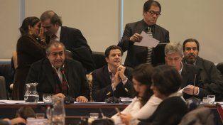 Ayer se discutió el tema en la comisión de previsión y de presupuesto de Diputados, debate sobre blanqueo de capitales y pago a jubilados.
