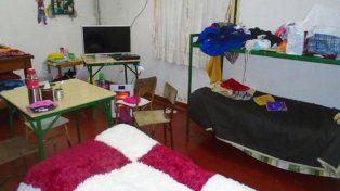 El gobierno jujeño difundió imágenes de la celda de Milagro Sala.
