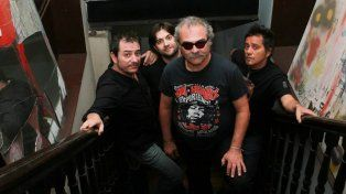 Carubo y una noche de rock y blues en la Lavardén.
