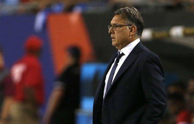 El Tata hizo autocrítica a pesar de la goleada sobre Panamá.