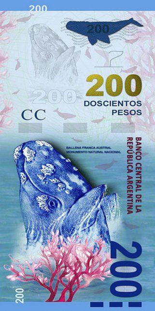 El Banco Central confirmó que en julio comenzarán a circular los billetes de 500 pesos