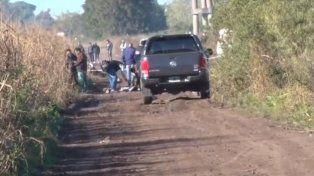 El cadáver del adolescente fue encontrado en un camino rural de San Lorenzo.