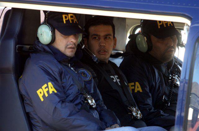 Monchi Cantero fue detenido y se encuentra preso en Coronda.