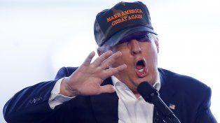 El ya candidato republicano advierte que no cambiará estilo.