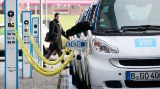 Innovación. Prototipo de vehículos eléctricos que el municipio pretende sumar a la movilidad de la ciudad.