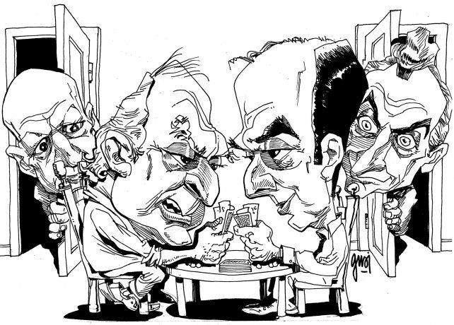 La guerra de los roces santafesina