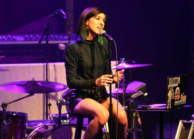Penoso. Christina Grimmie había cantado en una sala de Orlando y antes de que saliera del lugar fue baleada.