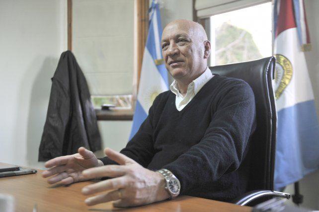 Bonfatti admite que si el partido se lo pide será candidato a diputado nacional. Pertenezco a un colectivo