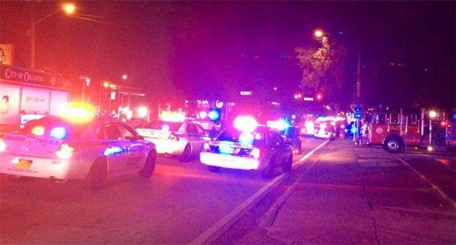La policía de Orlando comunicó que aproximadamente veinte personas fueron asesinadas. (Foto:inusanews.com)