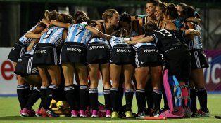 Las campeonas del mundo no fueron obstáculo para Las Leonas, que se quedaron con el Cuatro Naciones