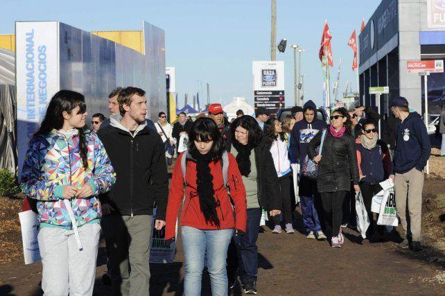 Más de 300 mil personas visitaron en Monje la edición número 22 de Agroactiva