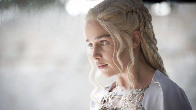 ... en juego de tronos la popular serie de hbo pero ella misma asegura que