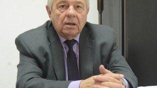 donnet. El abogado santafesino es ministro del Superior Tribunal de Chubut.