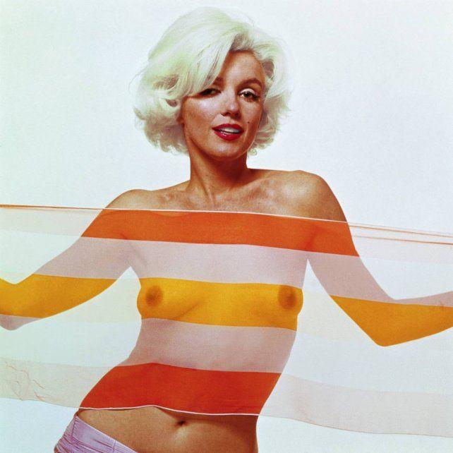 Monroe. La imagen es de 1962.