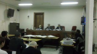 federal. Jueces Barabani