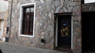 La residencia queda en pasaje Coolidge al 1200.