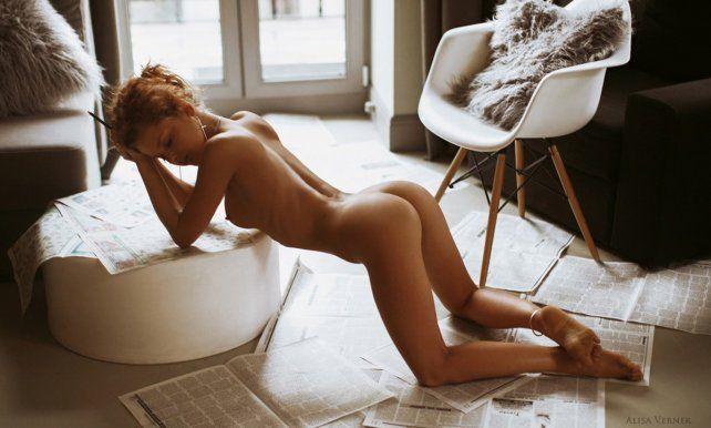 La modelo rusa más popular en Instagram en una producción para el infarto