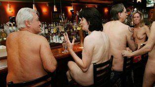 El primerrestaurante nudistadeJapón